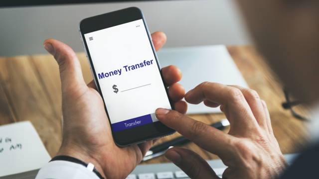 money transfer